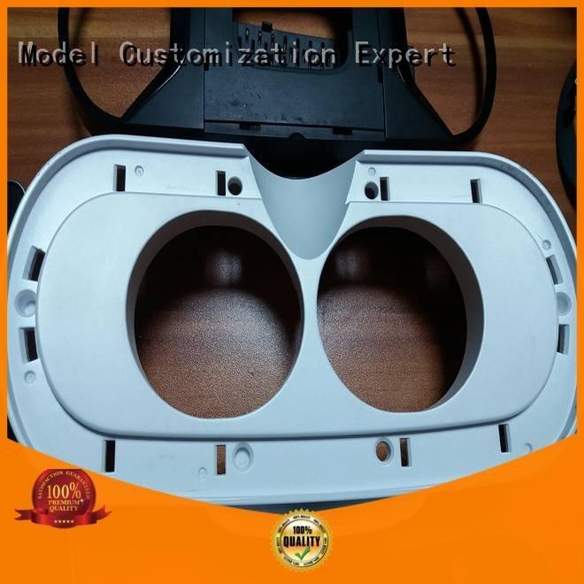 Hot cnc plastic machining inspection custom plastic fabrication virtux Gaojie Model