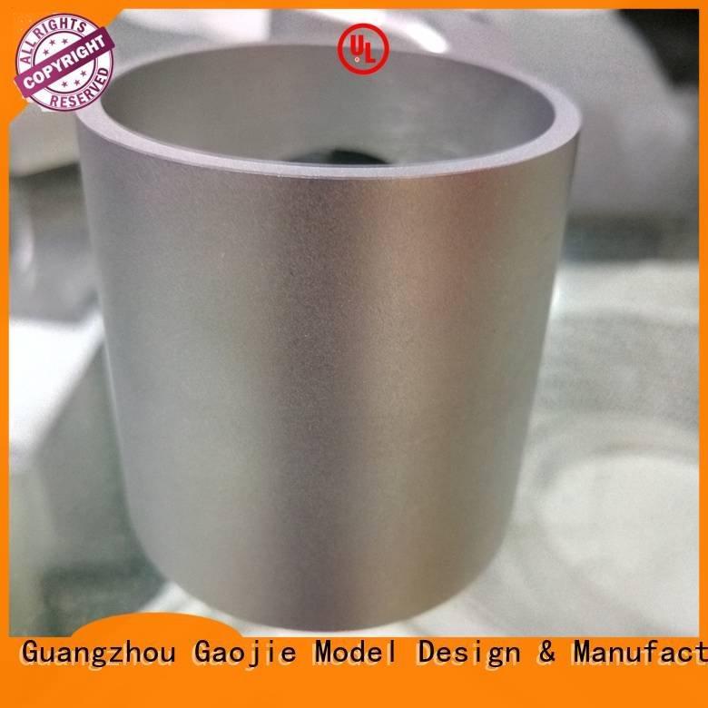 parts prototype Gaojie Model Metal Prototypes