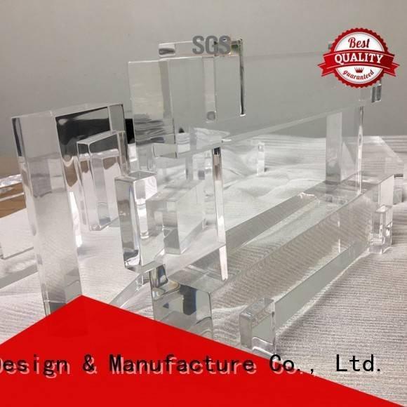 Gaojie Model building model Transparent Prototypes machining pmma