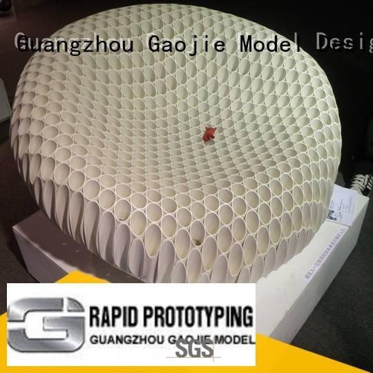 Hot cnc plastic machining metal dispenser engineering Gaojie Model Brand