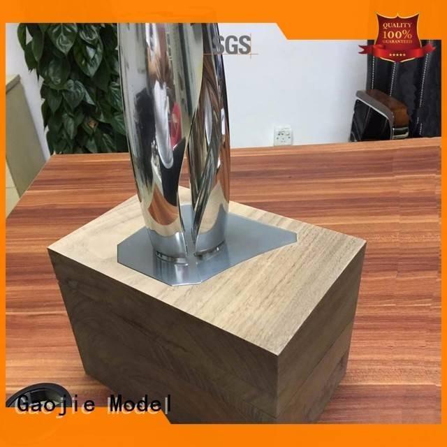 Gaojie Model services digital cutlery metal rapid prototyping motorcycle