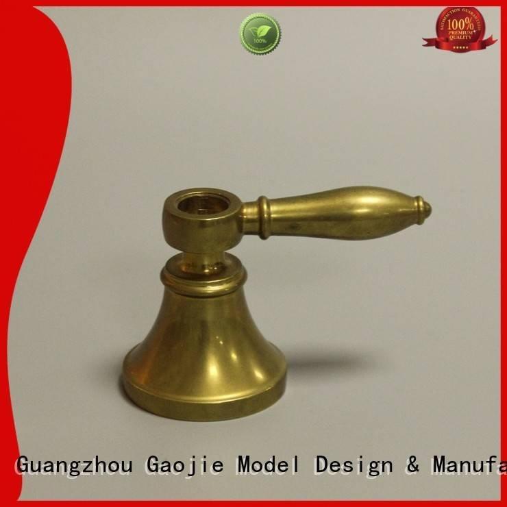 strong walkie Gaojie Model Metal Prototypes