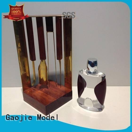 Gaojie Model chrome 3d Metal Prototypes custom appliance