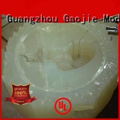 Custom vacuum casting making supply keys Gaojie Model