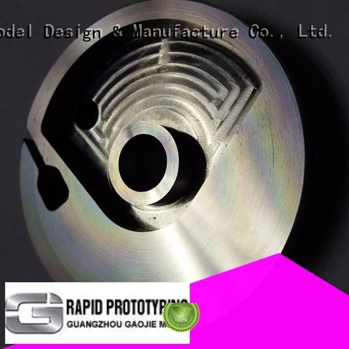 Hot metal rapid prototyping cutlery small aluminum Gaojie Model Brand