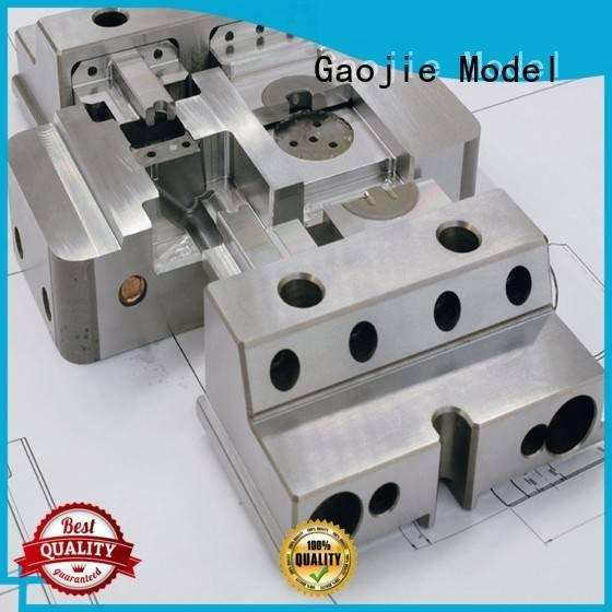anodized arts tooling Metal Prototypes Gaojie Model