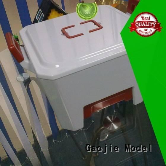 Gaojie Model Brand high air plastic prototype service electronic products