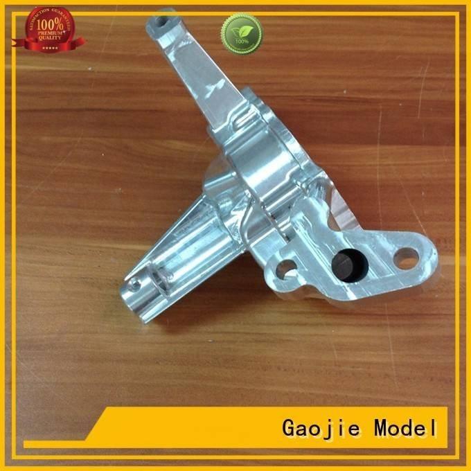 metal rapid prototyping energy Gaojie Model Brand Metal Prototypes