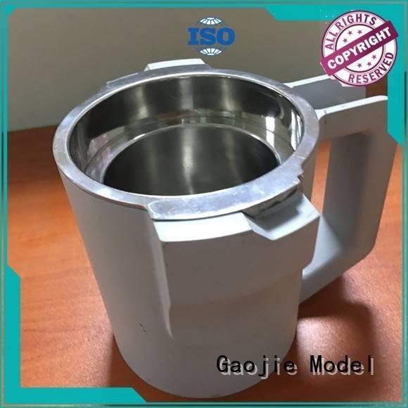 Gaojie Model Brand car stainless Metal Prototypes high steel