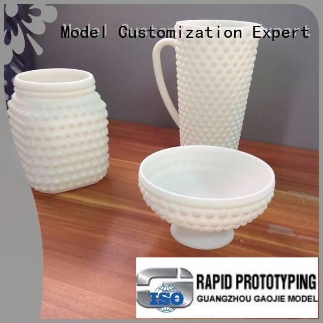 Gaojie Model Brand digital crown 3d printing companies plastic selective