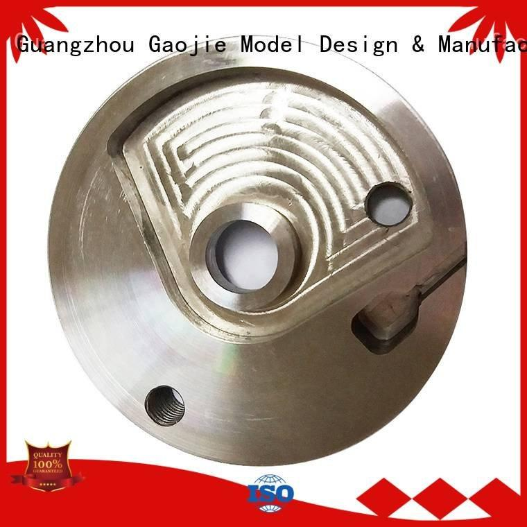Gaojie Model Brand qualified metal rapid prototyping communication prototype