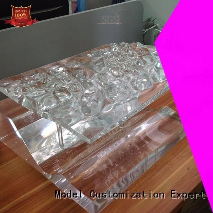 pump prototypes glass 3d print transparent plastic Gaojie Model