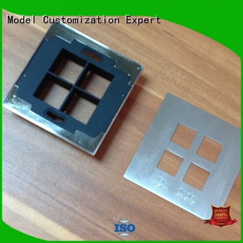 metal rapid prototyping plating solar OEM Metal Prototypes Gaojie Model