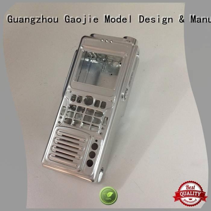 metal rapid prototyping tooling Metal Prototypes 3d Gaojie Model
