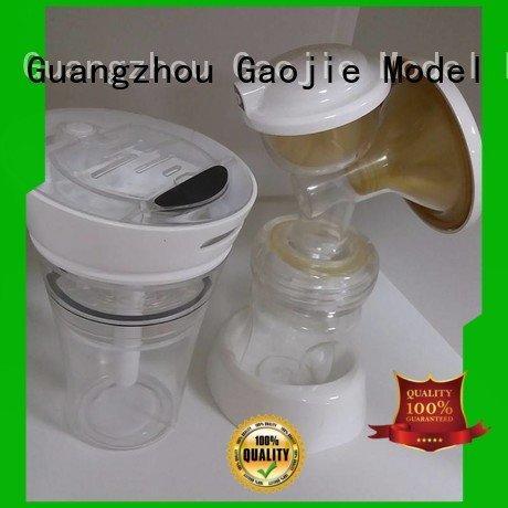 acrylic machining prototypes Gaojie Model 3d print transparent plastic