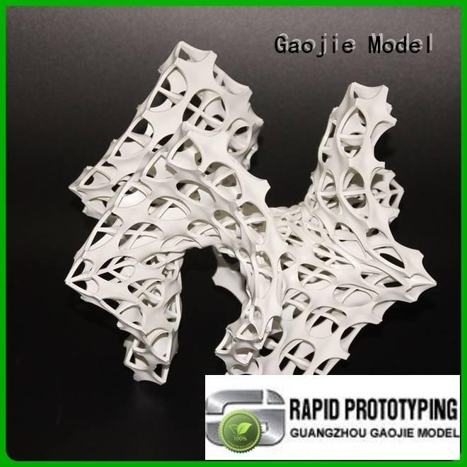 Gaojie Model Brand animals custom building 3d printing prototype service
