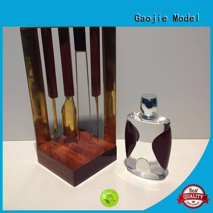 metal rapid prototyping fork prototypes polished communication Gaojie Model