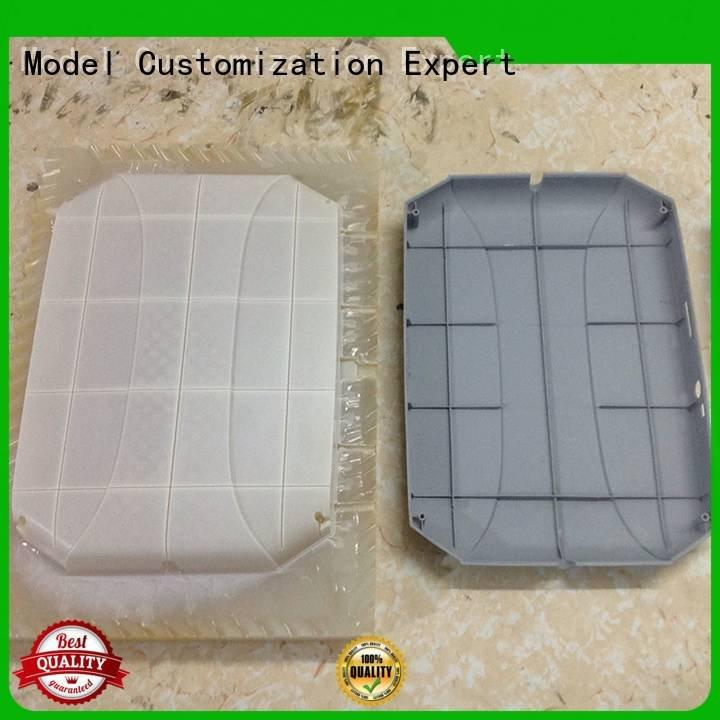 prototyping moulding transparent products Gaojie Model vacuum casting