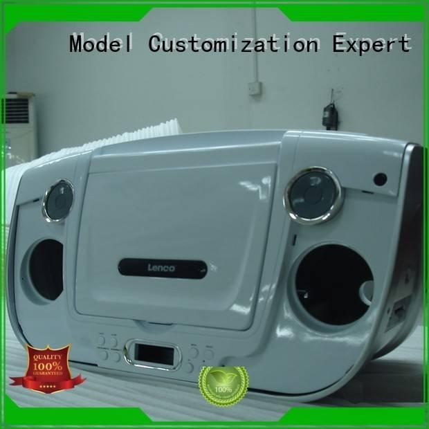 Gaojie Model plastic prototype service rapid electric different parts