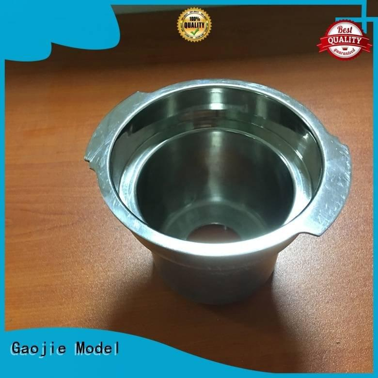 of design services modeling Gaojie Model metal rapid prototyping