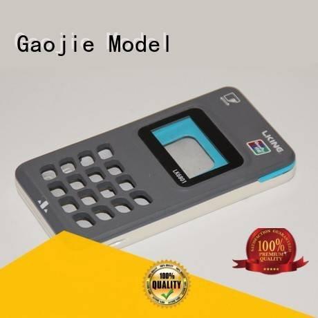 plastic prototype service customized Gaojie Model Brand Plastic Prototypes