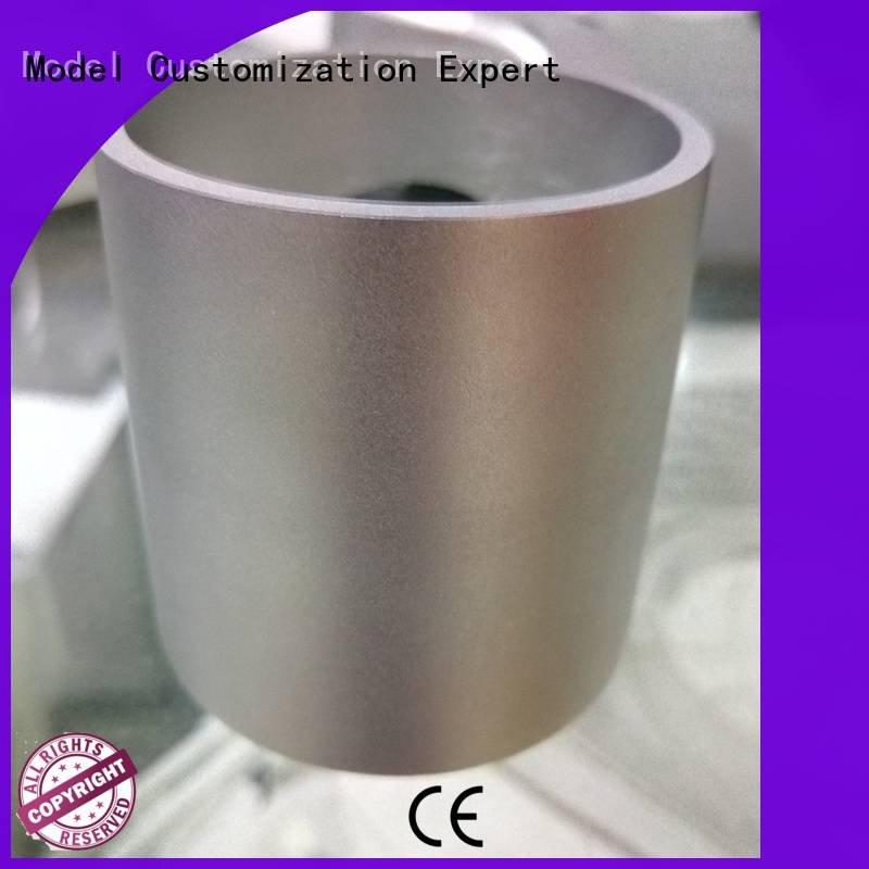 cnc products metal rapid prototyping Gaojie Model