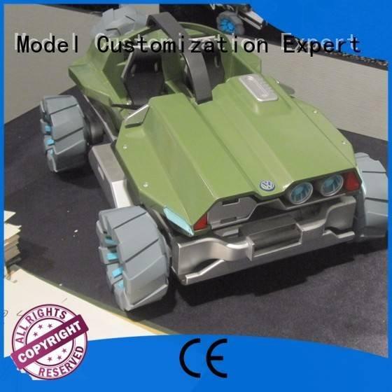 water supply models cnc plastic machining Gaojie Model