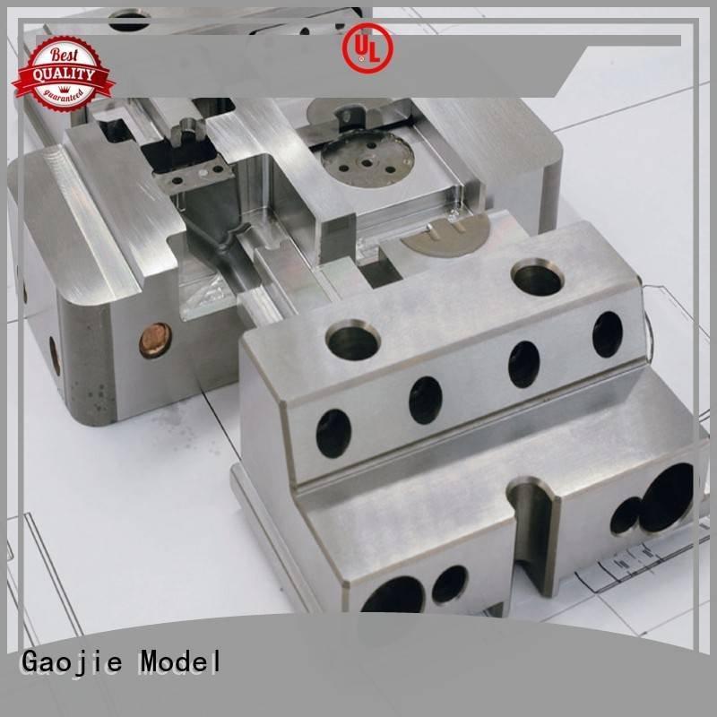 metal rapid prototyping home Metal Prototypes Gaojie Model
