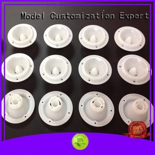 Custom permeable vacuum casting industrial rapid prototyping companies