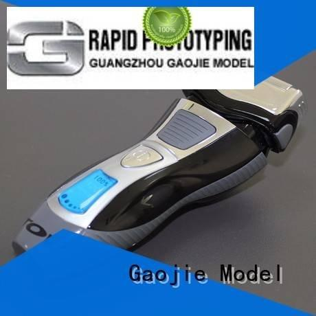 Gaojie Model molding Plastic Prototypes lager economic
