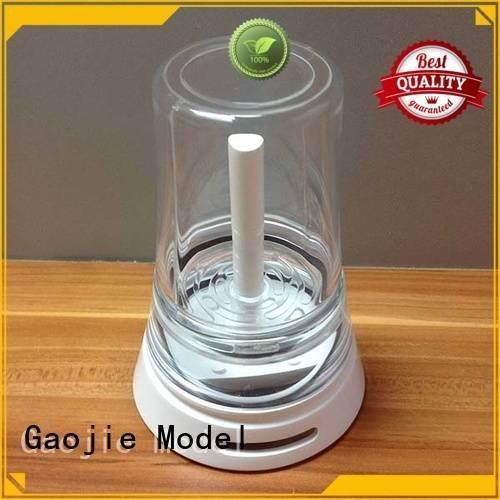 Custom small Transparent Prototypes rapid 3d print transparent plastic