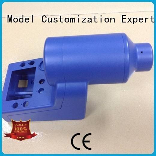 cnc plastic machining housing customized genuine Gaojie Model