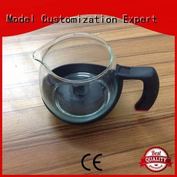 precision transparent Transparent Prototypes plastic Gaojie Model