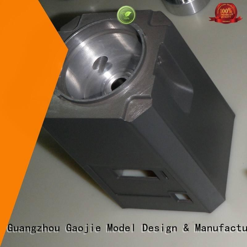 Custom prototype Metal Prototypes appliance metal rapid prototyping