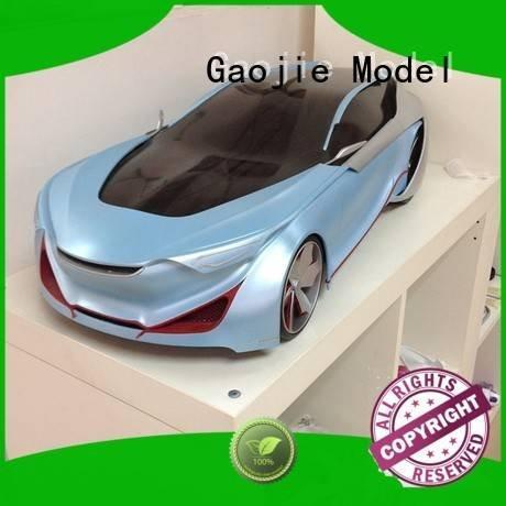 concept water custom plastic fabrication metal Gaojie Model