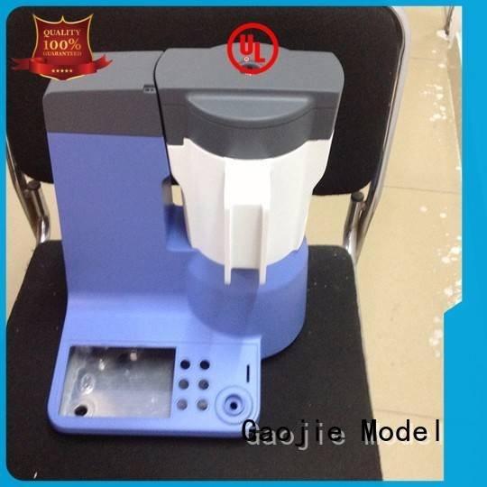 Gaojie Model cnc plastic machining device best supply genuine