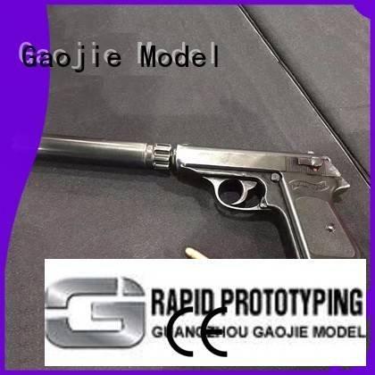 Gaojie Model Brand talkie prototypes metal rapid prototyping walkie car