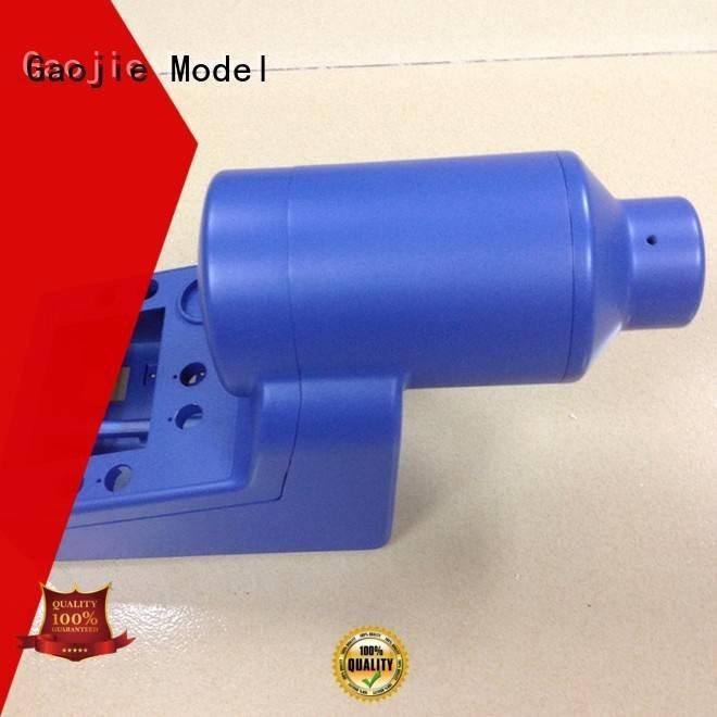 Gaojie Model headphones solar custom plastic fabrication machinery toy