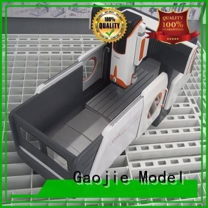 plastic prototype service precision products provider loudspeaker Gaojie Model