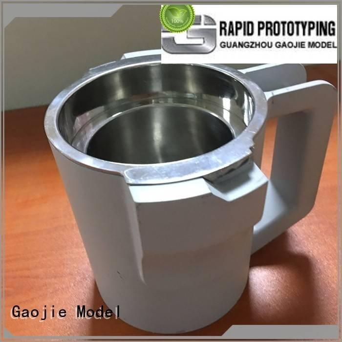 Hot metal rapid prototyping mode of fork Gaojie Model Brand