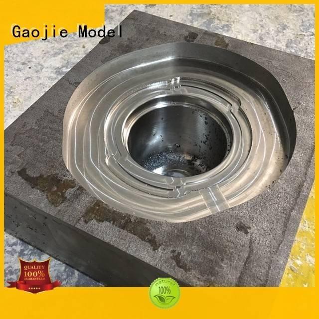 Gaojie Model talkie Metal Prototypes qualified radiator