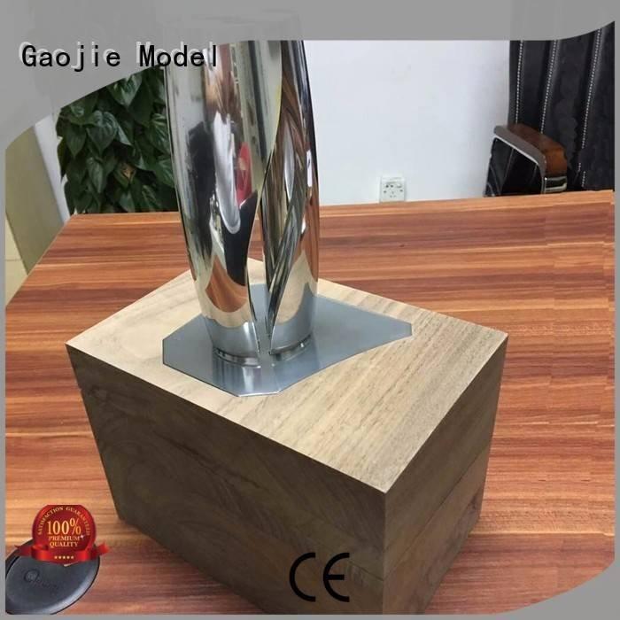 talkie 3d models Gaojie Model Metal Prototypes