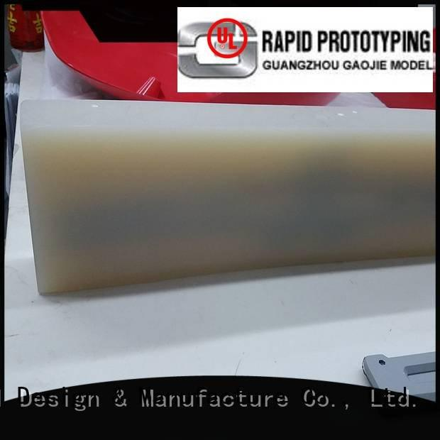 Gaojie Model rapid prototyping companies machine low connector