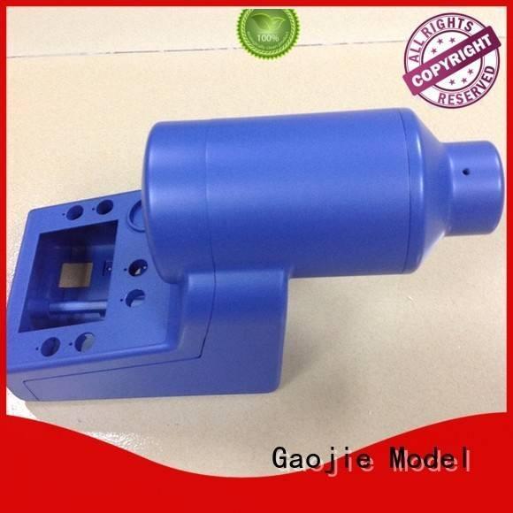 cnc plastic machining machinery custom plastic fabrication Gaojie Model