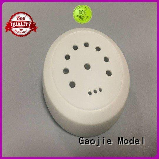 Gaojie Model shell white vacuum casting transparent circuit