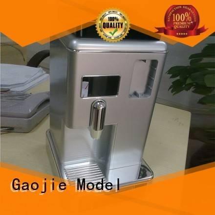 cnc plastic machining customized kettle custom plastic fabrication Gaojie Model Brand