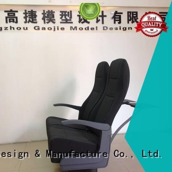 Gaojie Model Brand professional shell headphones custom plastic fabrication printing