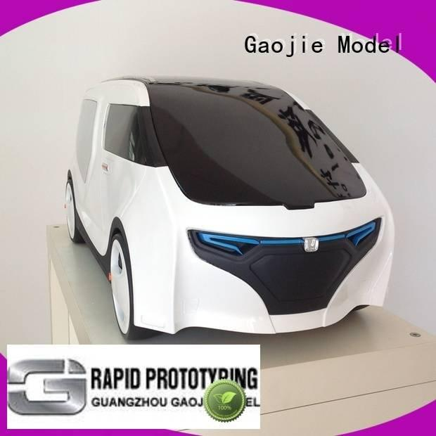 Gaojie Model custom plastic fabrication energy prototyping household north