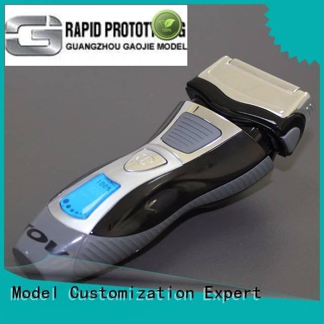 plastic prototype service conditioning prototyping Plastic Prototypes Gaojie Model Brand