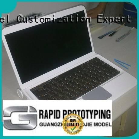 Gaojie Model abs Plastic Prototypes computer prototype